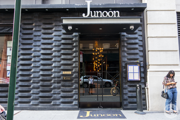 Junoon in NYC, NY
