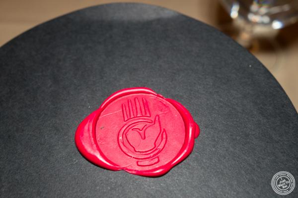 Jon Snow cocktail at Junoon in NYC, NY