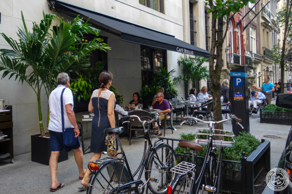 Café Boulud in NYC, NY