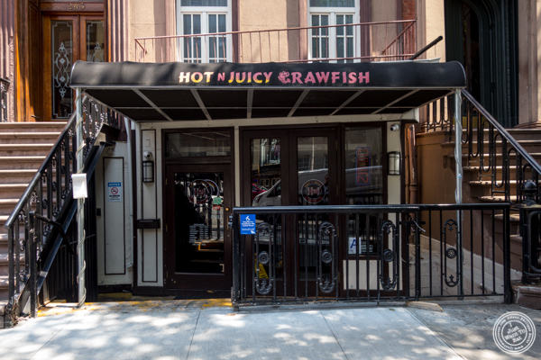 Hot'n Juicy Crawfish in NYC, NY