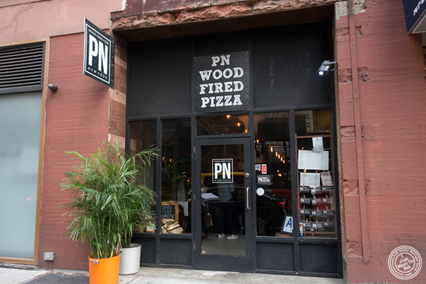PN Wood Fired Pizza in NYC, NY