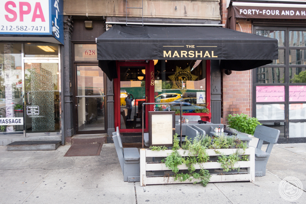 Farm To Table Dinner At The Marshall In Hell S Kitchen I