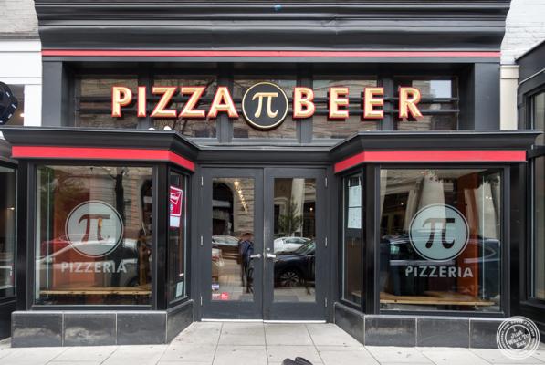Pi Pizzeria in Washington DC