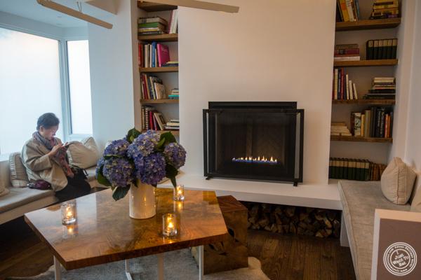 Lounge at Kinship in Washington DC