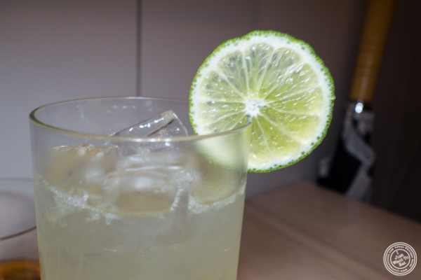 Tropical Isle Mocktail at Kinship in Washington DC