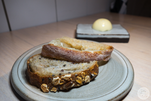 Bread and butter at Kinship in Washington DC