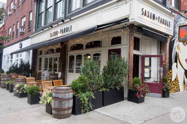 Saxon+Parole in NYC, NY