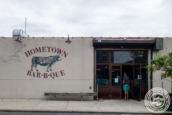 Hometown Bar-B-Que in Brooklyn