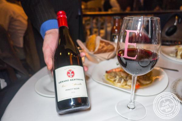 Pinot Noir Gerard Bertrand 2016 at Empire Steakhouse in NYC, NY