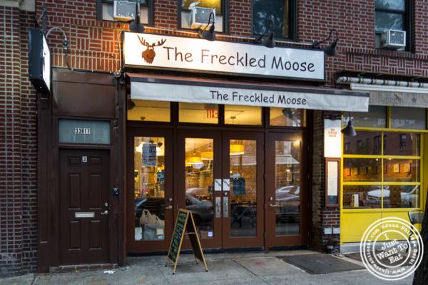 The Freckled Moose in Astoria, Queens
