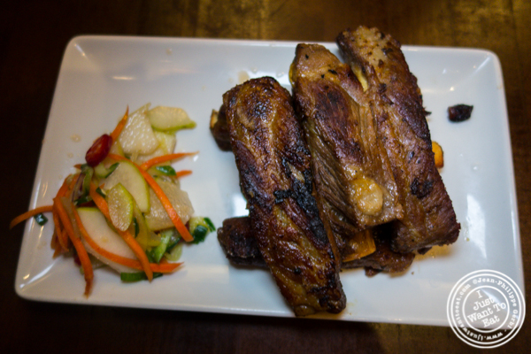 Spare ribs at PF Chang's in West New York, NJ