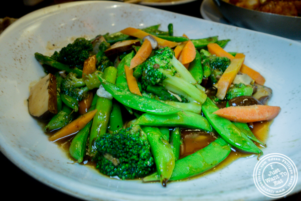 Buddha's feast at PF Chang's in West New York, NJ