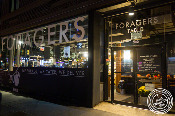Foragers Table in Chelsea