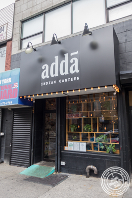 Traditional Indian Cuisine At Adda In Long Island City I