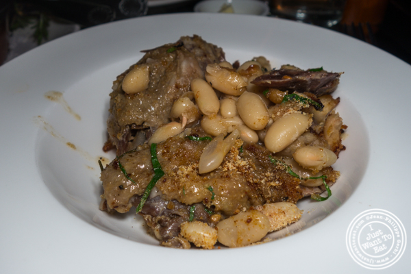Cassoulet at La Sirene on the Upper West Side