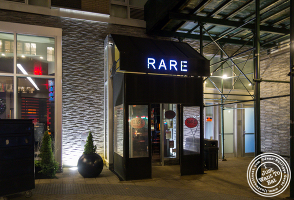 Rare Bar and Grill in Chelsea