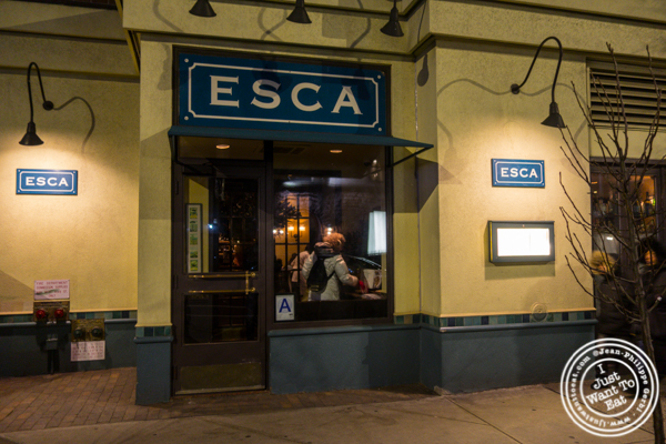 Esca in Hell's Kitchen