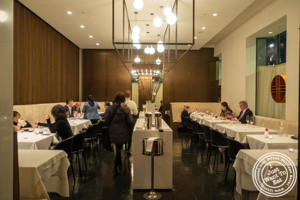 Dining room at Jungsik in TriBeCa