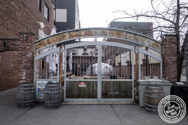 Pilsener Haus & Biergarten in Hoboken, NJ