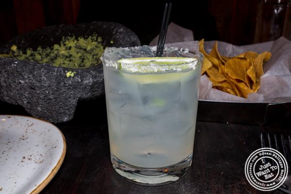 Margarita at Dos Caminos Times Square