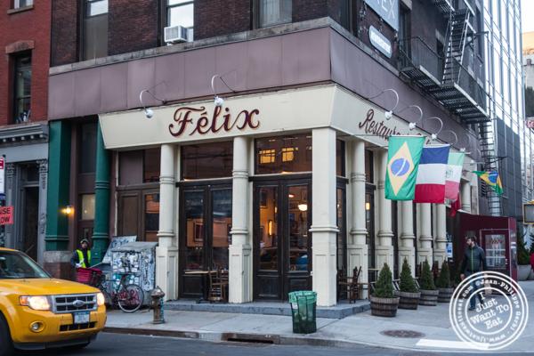 Felix in NYC, NY