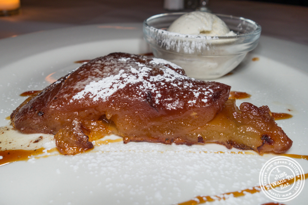 Tarte Tatin at Felix in NYC, NY