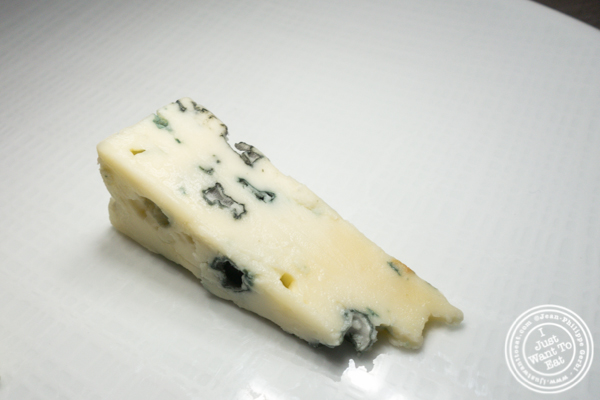 Bayley Hazen blue from Vermont at L'Appart in NYC