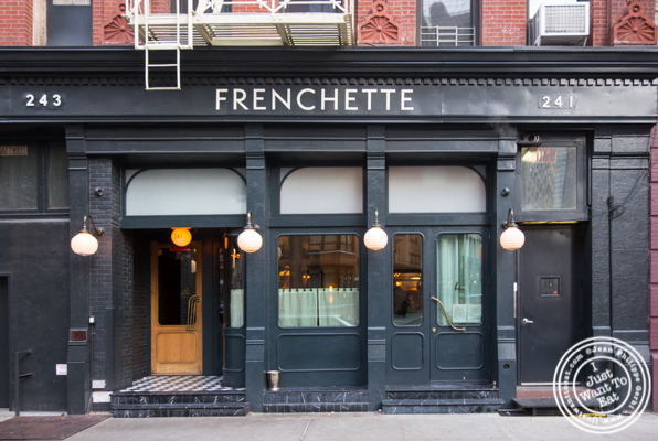 Frenchette in TriBeCa, NY