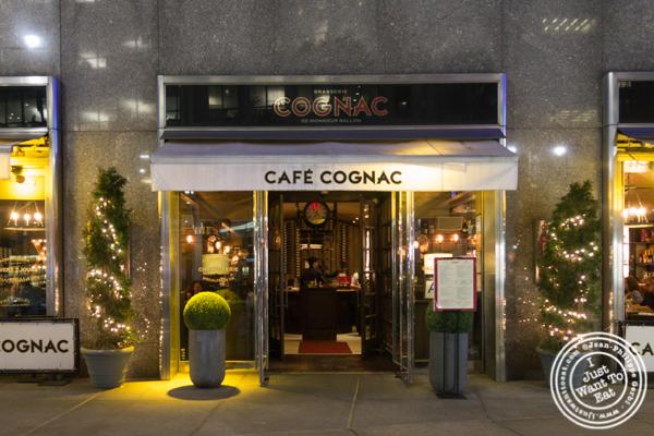 Cognac in NYC, NY