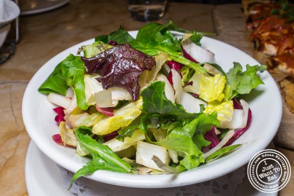 Salad at Cognac in NYC, NY