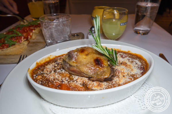 Cassoulet at Cognac in NYC, NY