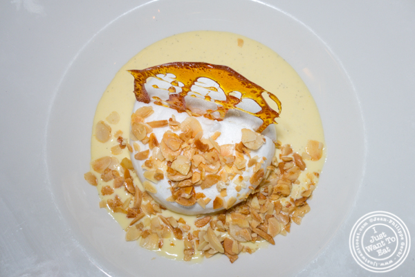 Ile flottante at Cognac in NYC, NY