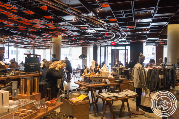 Shop at Starbucks Reserve Roastery in NYC, NY