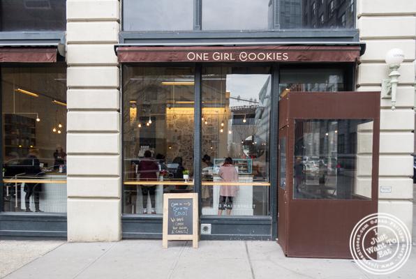 One Girl Cookies in Dumbo, Brooklyn