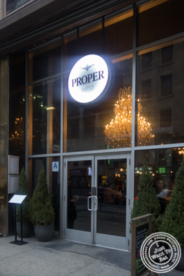 Proper West in NYC, NY