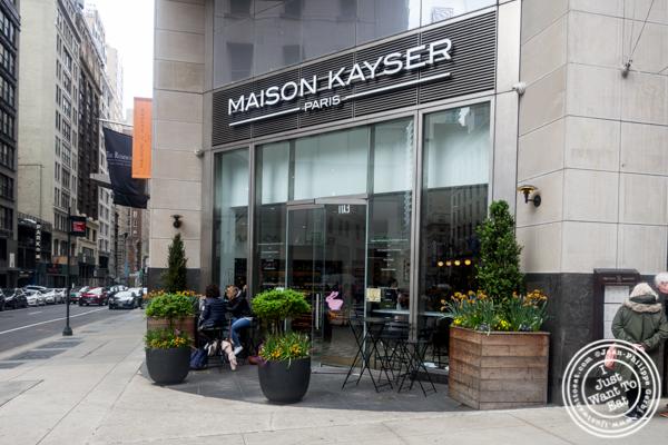 Maison Kayser in NYC, NY