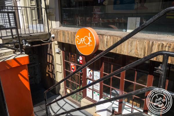 Spot dessert Bar in the East Village