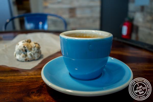 Espresso at The Mill in LIC
