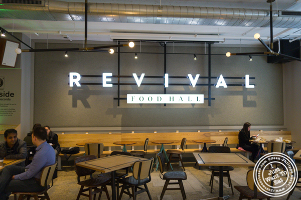 Revival Food Hall in Chicago, IL