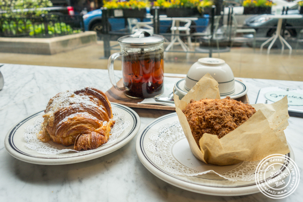 Breakfast at Goddess and The Baker in Chicago, IL