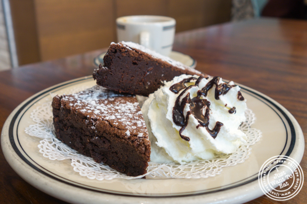 Brownie at Goddess and The Baker in Chicago, IL