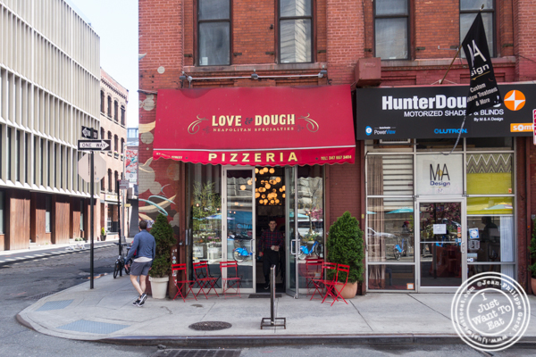 Love and Dough in Brooklyn