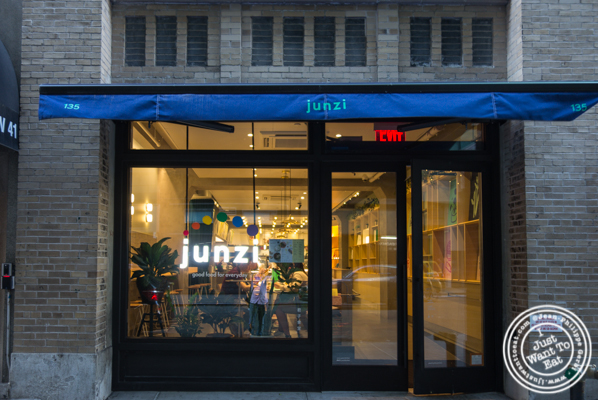 Junzi Kitchen in NYC, NY