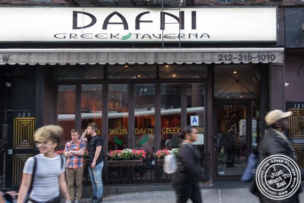 Dafni Greek Taverna in NYC, NY