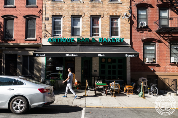 Antique Bar and Bakery in Hoboken, NJ