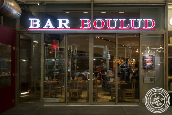 Bar Boulud in NYC, NY