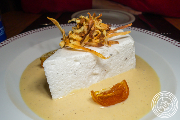 Ile flottante at Bar Boulud in NYC, NY