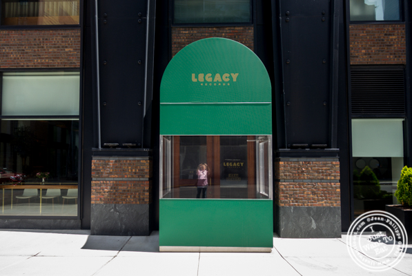 Legacy Records in Hudson Yard