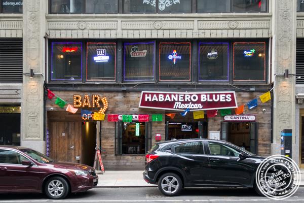 Habanero Blues in NYC, NY