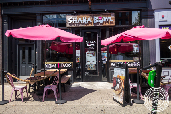 Shaka Bowl in Hoboken, NJ